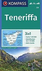233 TENERIFFA [TENERIFE] 1:50.000 *