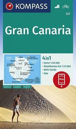 237 GRAN CANARIA 1:50.000 *