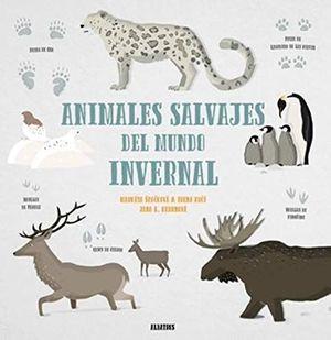 ANIMALES SALVAJES DEL MUNDO INVERNAL