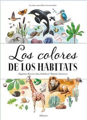 LOS COLORES DE LOS HABITATS *