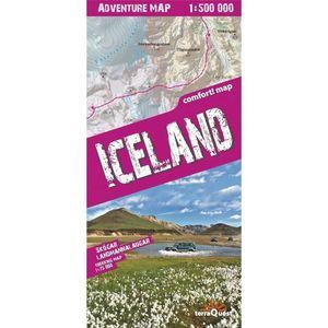 ICELAND 1:550,000 *