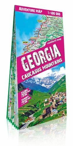 GEORGIAN - CAUSASUS MOUNTAINS (GEORGIA - CAUCASO) *