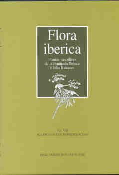 FLORA IBÉRICA. VOL. VIII. HALORAGACEAE-EUPHORBIACEAE *