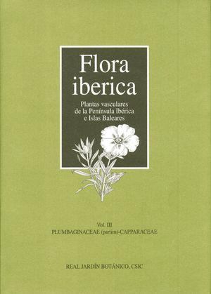 FLORA IBÉRICA. VOL. III. *