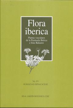 FLORA IBÉRICA. VOL. XV. RUBIACEAE-DIPSACACEAE *