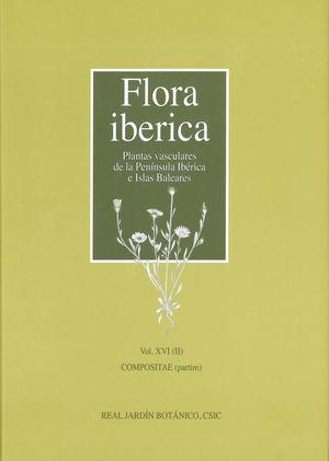 FLORA IBERICA. VOL. XVI (II), COMPOSITAE (PARTIM) *