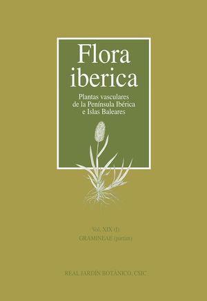 FLORA IBÉRICA. VOL. XIX (I) *