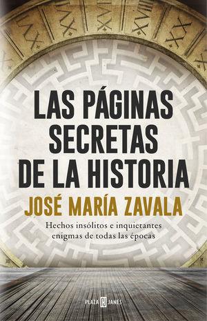 LAS PÁGINAS SECRETAS DE LA HISTORIA *