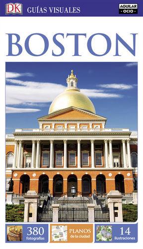 BOSTON (GUÍAS VISUALES 2016) *
