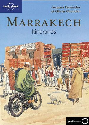 MARRAKECH. ITINERARIOS