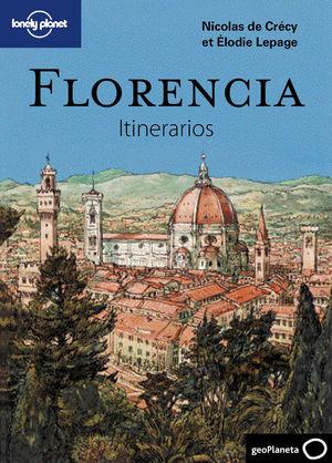 FLORENCIA. ITINERARIOS 1