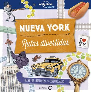 NUEVA YORK. RUTAS DIVERTIDAS *