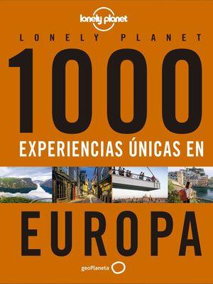 1000 EXPERIENCIAS ÚNICAS - EUROPA *