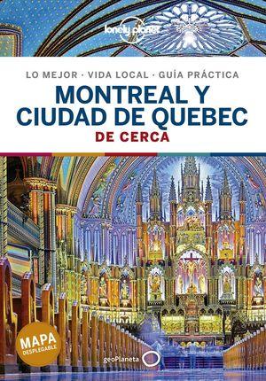 MONTREAL Y CIUDAD DE QUEBEC DE CERCA 1 *