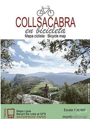 COLLSACABRA EN BICICLETA 1:30.000 *