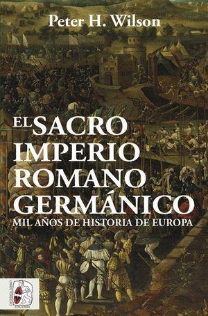 EL SACRO IMPERIO ROMANO GERMÁNICO *