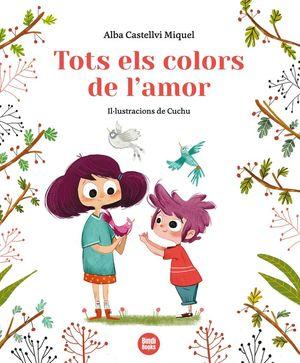 TOTS ELS COLORS DE L'AMOR  *