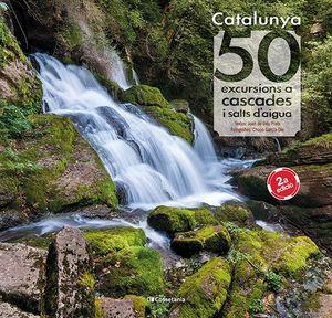 CATALUNYA: 50 EXCURSIONS A CASCADES I SALTS D'AIGUA