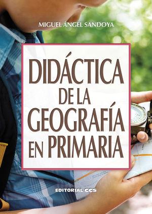DIDACTICA DE LA GEOGRAFIA EN PRIMARIA *