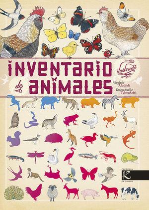 INVENTARIO ILUSTRADO DE ANIMALES  *