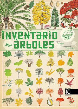 INVENTARIO ILUSTRADO DE LOS ÁRBOLES *