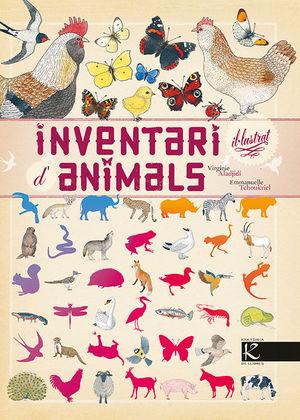 INVENTARI IL-LUSTRAT D'ANIMALS