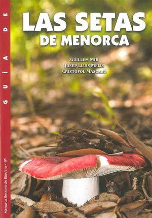 GUÍA DE LAS SETAS DE MENORCA *