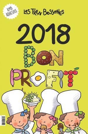 CALENDARI 2018 BON PROFIT *