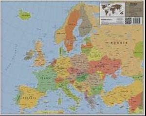 EUROPA POLITICA (CAT) [MINI MURAL] [1:10.000.000]