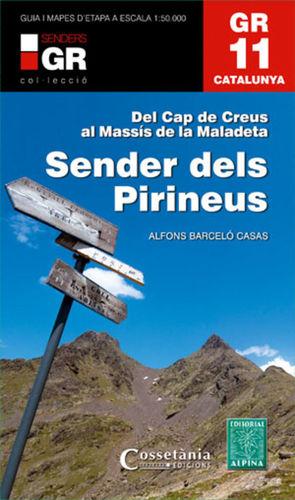 GR-11 CATALUNYA. SENDER DELS PIRINEUS