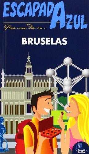 BRUSELAS ESCAPADA AZUL *