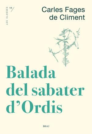 BALADA DEL SABATER D'ORDIS *