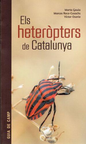 ELS HETERÒPTERS DE CATALUNYA