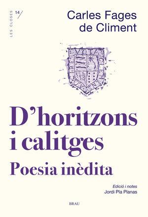 D'HORITZONS I CALITGES *