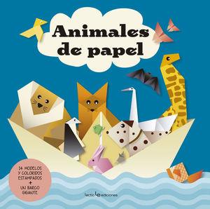 ANIMALES DE PAPEL *