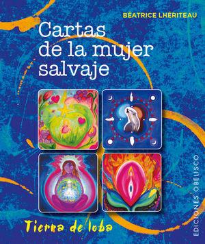 CARTAS DE LA MUJER SALVAJE + BARAJA *