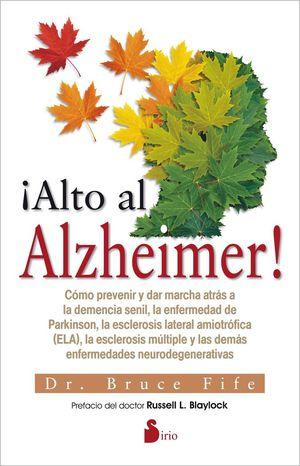 ¡ALTO AL ALZHEIMER! *