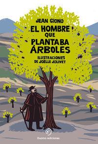 EL HOMBRE QUE PLANTABA ÁRBOLES / POP UP  *