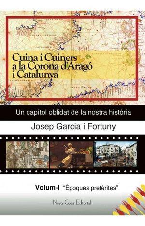 CUINA I CUINERS A LA CORONA D ARAGÓ *