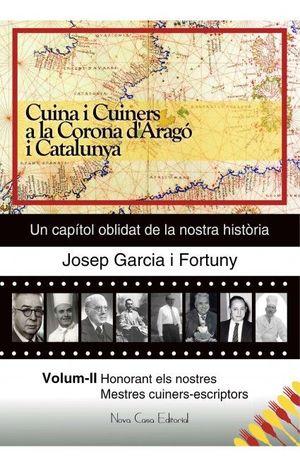 CUINA I CUINERS DE LA CORONA D'ARAGO I CATALUNYA *