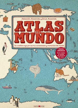 ATLAS DEL MUNDO *