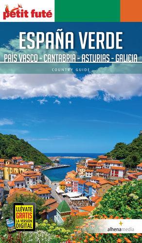 ESPAÑA VERDE: PAÍS VASCO, CANTABRIA, ASTURIAS Y GALICIA *