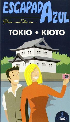 TOKIO Y KIOTO ESCAPADA AZUL