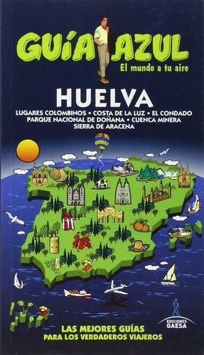 HUELVA GUIA AZUL *