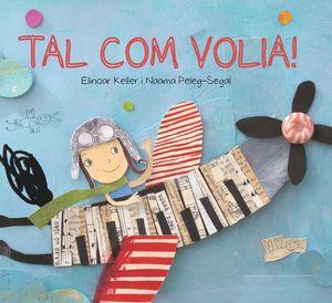 TAL COM VOLIA! *
