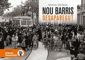 NOU BARRIS DESAPAREGUT