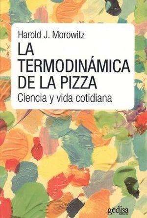 LA TERMODINÁMICA DE LA PIZZA *
