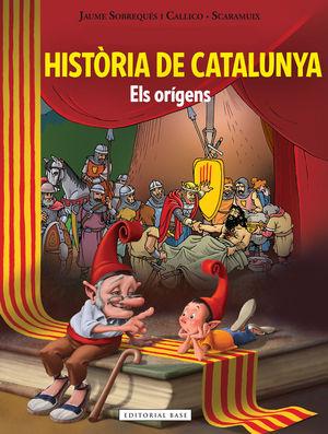 HISTÒRIA DE CATALUNYA I. ELS ORÍGENS *