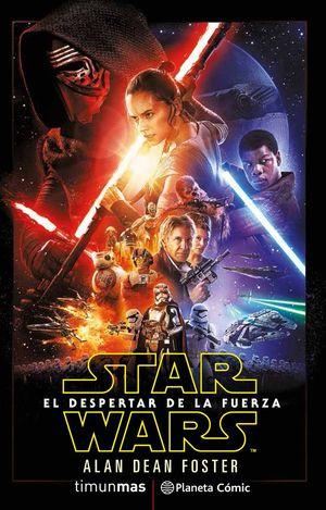 STAR WARS: EL DESPERTAR DE LA FUERZA (NOVELA) *