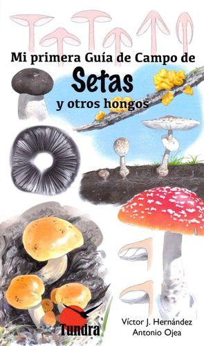 MI PRIMERA GUIA CAMPO DE SETAS Y OTROS HONGOS *